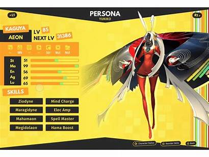 Persona Ui Settings Daily Dribbble Save