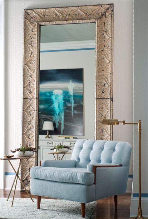 grand miroir a poser au sol des miroirs 224 poser au sol pour une d 233 coration originale bricobistro