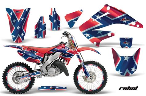graphics for motocross bikes honda mx graphic kit mx decals honda cr125 cr250 1995