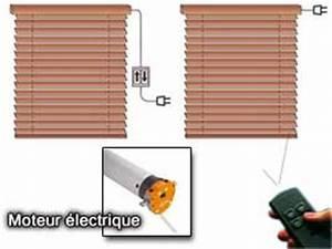 store venitien electrique With store venitien electrique interieur