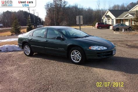 tire pressure monitoring 2003 dodge intrepid parental controls for sale 2001 passenger car dodge intrepid insurance rate quote price 5500 used cars