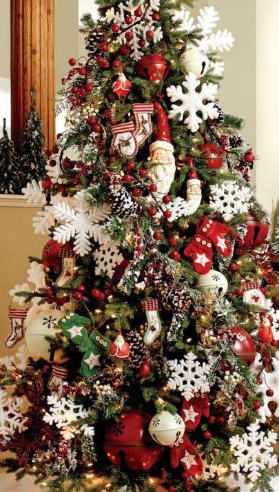 los mejores arboles de navidad decorados 41 curso de