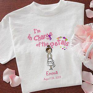 flower girl shirts ideas  pinterest ring