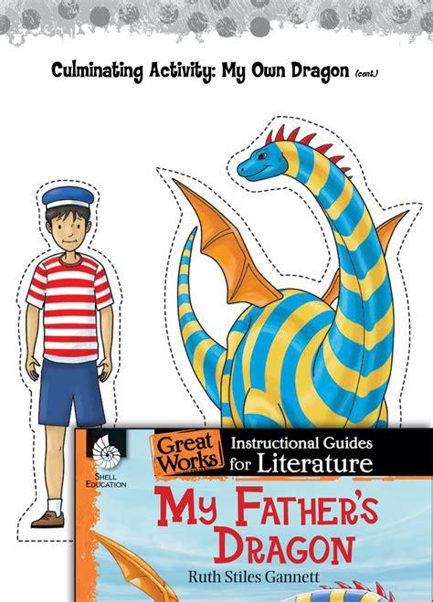 fathers dragon post reading activities teachers