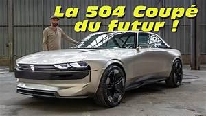Peugeot E Concept : peugeot e legend concept la 504 coup du futur youtube ~ Melissatoandfro.com Idées de Décoration