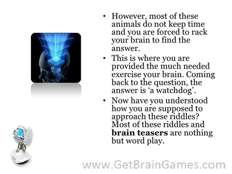 Keep Your Brain Healthy By Riddles And Brain Teasers