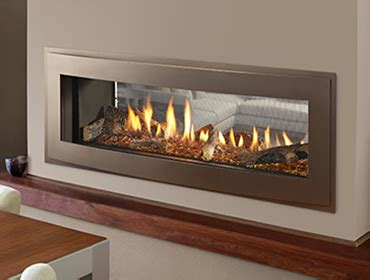 see through gas fireplace heatilator crave see through series gas fireplace the