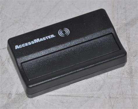 Access Master G371ac Lot Of 2 Garage Door Openers Ebay
