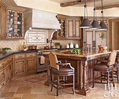 tuscany kitchen colors tuscan kitchen decor better homes gardens 2985