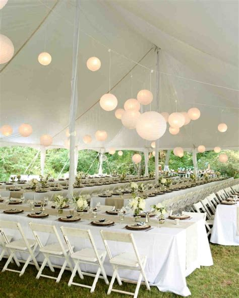 outdoor wedding tent decoration ideas  bride