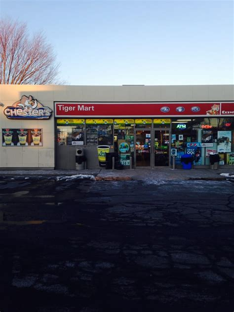 howe lane exxon tiger mart gas stations