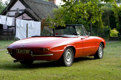 Alfa Romeo 1750 Spider Veloce Photos And Comments Www