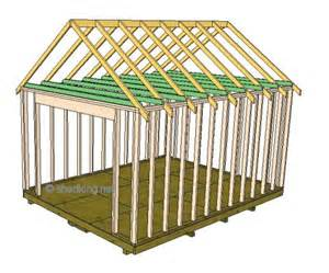 gambrel house plans gable shed roof building a shed roof shed roof construction