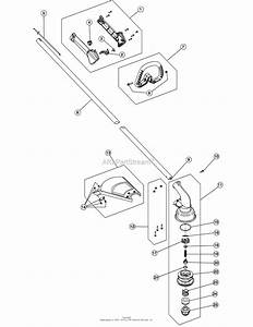 Mtd 41bd546g799  316 79191  Parts Diagram For General Assembly