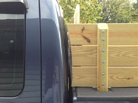Truck Sideboards by Truck Sideboards Stake Sides Ford Duty 4
