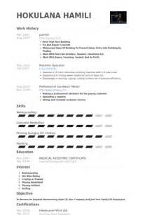 college pro painters resume painter resume sles visualcv resume sles database
