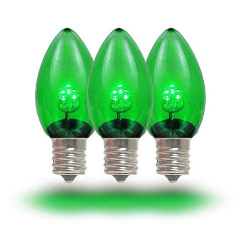 c9 led lights replacement bulbs green led c7 glass bulbs novelty lights