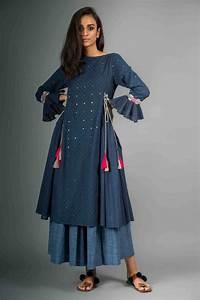 Best 25+ Indo western kurti ideas on Pinterest | Bandhani dress Designer kurtis and Indian wear
