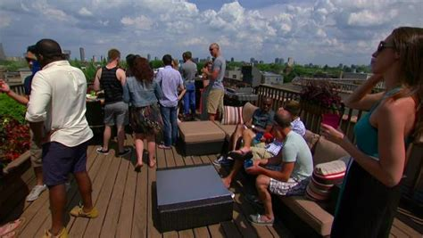 rooftop party deck video hgtv