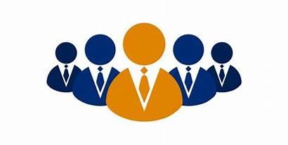 Execution Business Icon Executives Icons Help Mentor