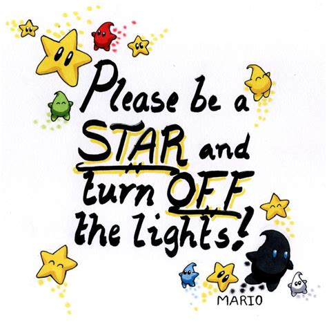 turn the lights turn the lights on clipart
