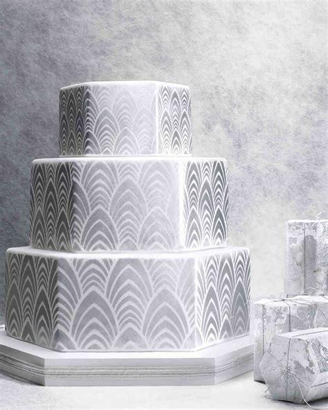 platinum wedding cakes ideas martha stewart weddings