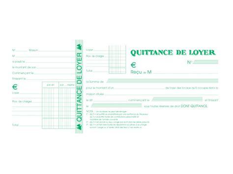 fourniture de bureau particulier exacompta manifold de quittances de loyer 50 feuilles