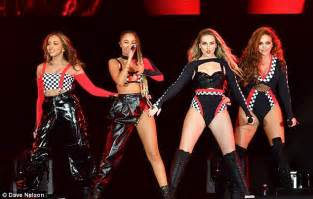 Little Mix concert chaos as 20,000 try to leave car park ...
