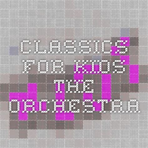 classics  kids  orchestra  images