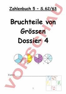Bruchteile Von Größen Berechnen : mathematik br che dezimalzahlen bruchteile von gr ssen 1 ~ Themetempest.com Abrechnung