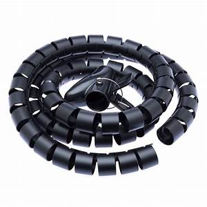 Klettbänder Für Kabel : connect it kabelschlauch it spiralschlauch f r kabel x 30mm schwarz online kaufen otto ~ Markanthonyermac.com Haus und Dekorationen