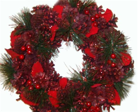artificial christmas wreath artificial wreath just artificial