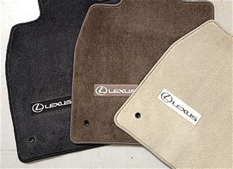 2008 lexus es350 floor mats lexus parts world