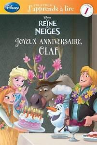 Joyeux Anniversaire Reine Des Neiges : collectif reine des neiges joyeux anniversaire olaf ~ Melissatoandfro.com Idées de Décoration