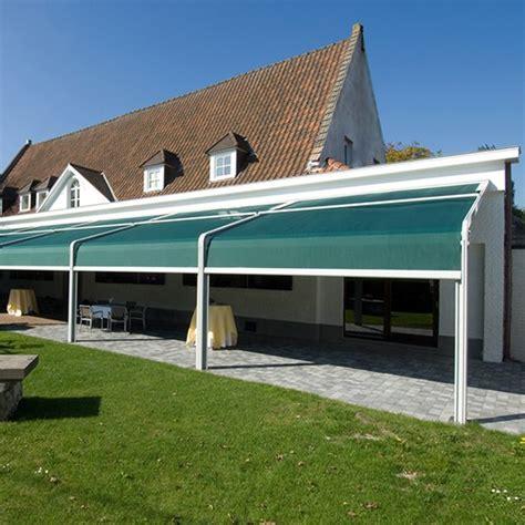 store de terrasse 224 structure fixe terraclim franciaflex