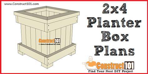 Make A Garden Diy Pallet Container