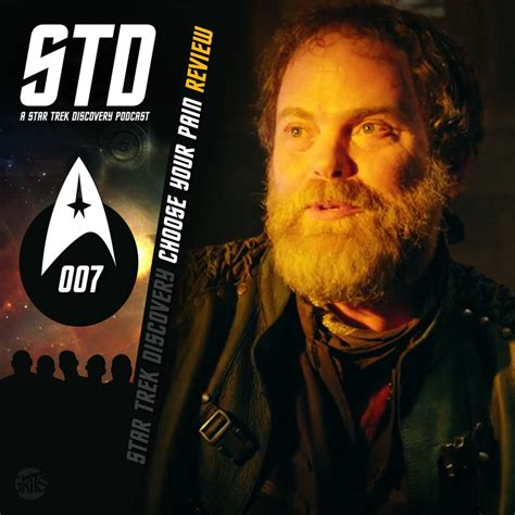 "Stdp007 Star Trek Discovery ""choose Your Pain"" Review"