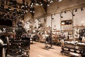 Industrial Style Shop : allsaints spitalfields michigan avenue chicago retail design blog ~ Frokenaadalensverden.com Haus und Dekorationen