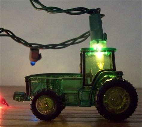 tractor christmas tree lights 49 best deere images on tractor tractors and trees