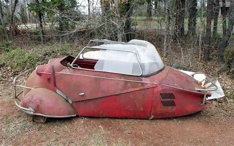 Micro Find: 1956 Messerschmitt KR-175