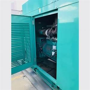 Cummins 250 Kw 480 Volt Diesel Generator