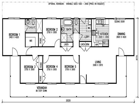 5 bedroom house floor plans 5 bedroom 3 bath mobile home 5 bedroom mobile home floor