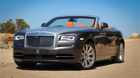 First Drive 2018 Rolls Royce Dawn Motor1com