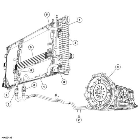 1998 Ford F150 Automatic Transmission Diagram by Ford F 150 Why Is My Transmission Overheating Ford Trucks