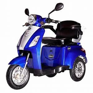 Elektro Trike Scooter : rolektro elektro trike 25 blau von norma ansehen ~ Jslefanu.com Haus und Dekorationen