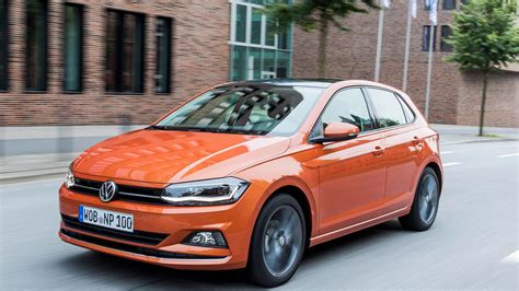 2018 Volkswagen Polo Review A Very Grown Up Small Car