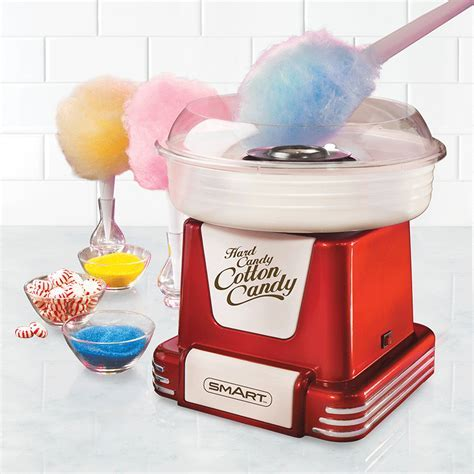 Retro Sugar Free Candy Floss Machine   Buy from Prezzybox.com