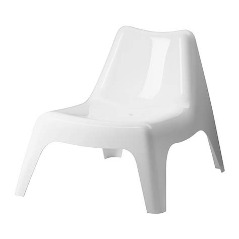 siege jardin ikea ikea ps vågö fauteuil extérieur blanc ikea