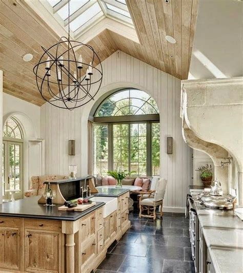 pin  andrea nunley  kitchens french country house