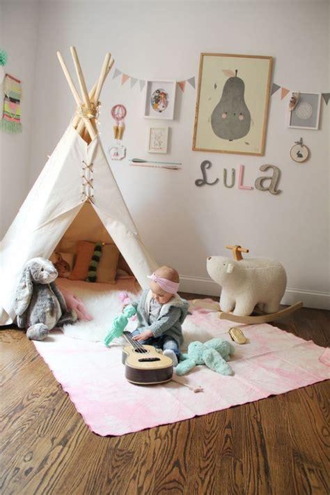 tipi chambre tipi pour une chambre d 39 enfant inspiration déco